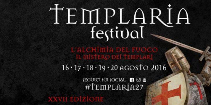 Templaria Festival – L'alchimia del fuoco