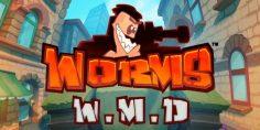 Worms W.M.D: 80 armi letali