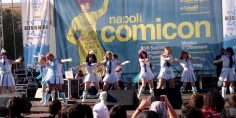 Cosplay Challenge @ Napoli Comicon 2017