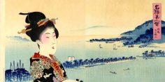 Giappone, storie d'amore e guerra dal 24 marzo
