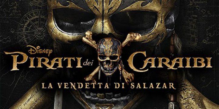 PIRATI DEI CARAIBI: LA VENDETTA DI SALAZAR – 9 milioni di Euro al Box Office italiano in 2 settimane