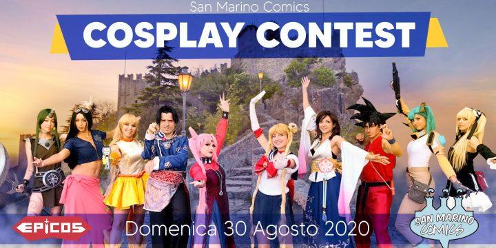 San Marino Comics 2020 – Cosplay Contest