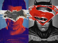 Batman V Superman Trailer e Poster