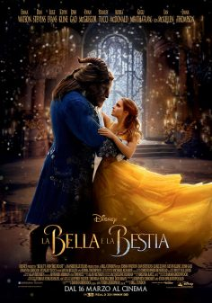 La Bella e la Bestia trionfa al box office italiano