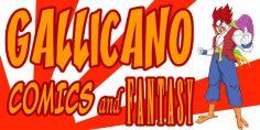 Gallicano Comics and Fantasy