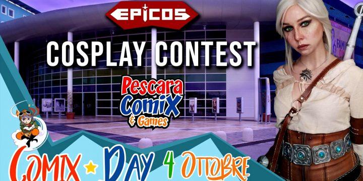 Aspettando Pescara Comix: Cosplay Contest