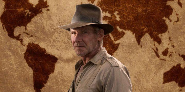 Indiana Jones V: 19 Luglio 2019