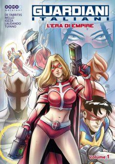 Il  fumetto dei supereroi delle regioni italiane ecco il crowdfunding