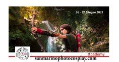 San Marino Photocosplay: 26 e 27 giugno 2021