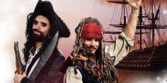 Capitan Jack: Il Tridente Perduto