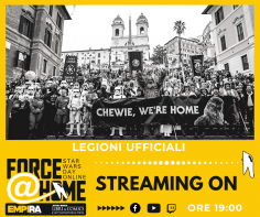 Le Legioni di Star Wars per Force@Home