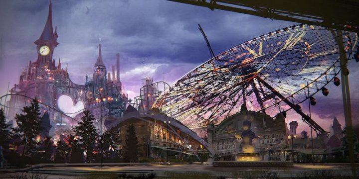 Square Enix annuncia NieR New Project
