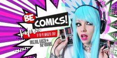 Kelly Hill Tone @ Be Comics