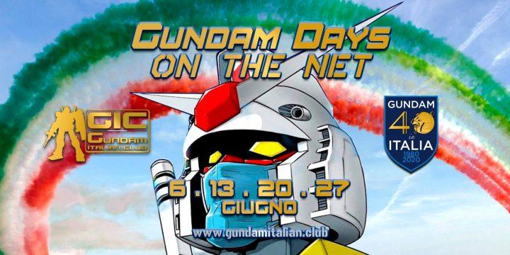 Gundam Days on the net!