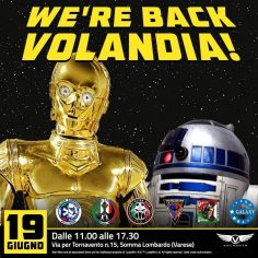 Star Wars: We are Back Volandia!