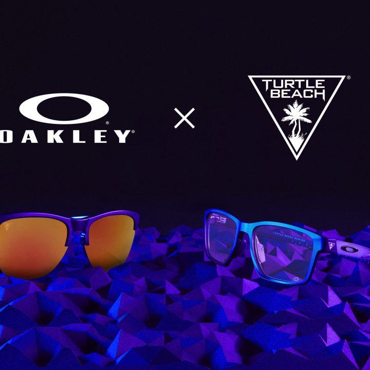 Oakley x Turtle Beach Collection: i sensi più importanti nel gaming