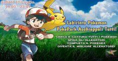Labirinto Pokémon – PokePark Acchiappali Tutti!