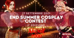 End Summer Cosplay Contest II Edizione