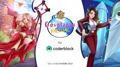 Cospladya Virtual Edition: 13 e 14 Novembre 2021
