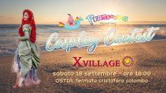 Cosplay Contest @ XVillage Ostia
