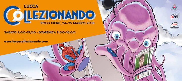 Lucca Collezionando 2018: a primavera ritornano il fumetto e tutti i mondi della passione