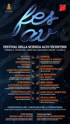 Festival della Scienza dell'Altovicentino 2021