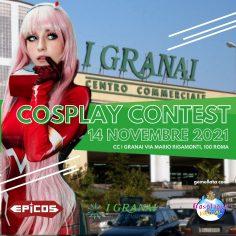 Epicos presenta: Granai Cosplay Contest