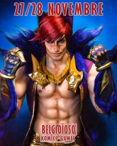 Belgioioso Comics and Games 27-28 Novembre 2021