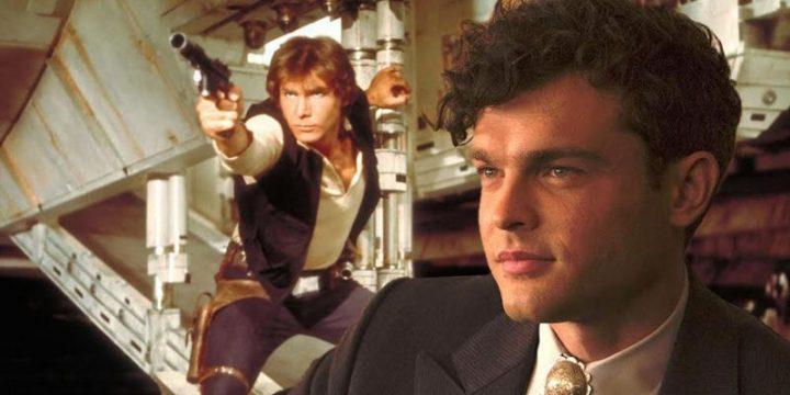 Han Solo ha uno script leggendario