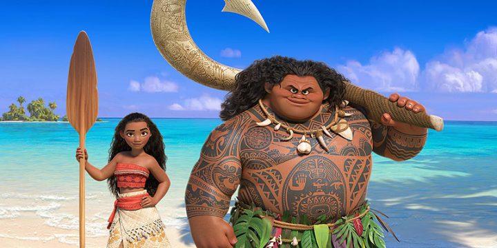 Oceania: il primo trailer