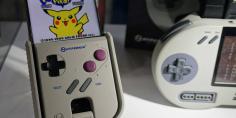 Trasforma il tuo smartphone in un Gameboy
