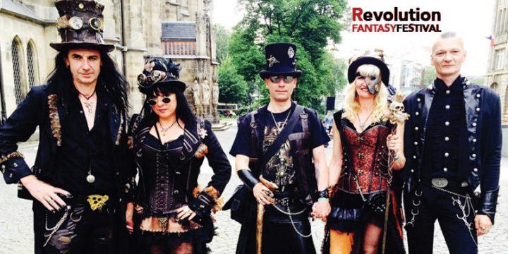 Magia e Cosplay a Saint Vincent
