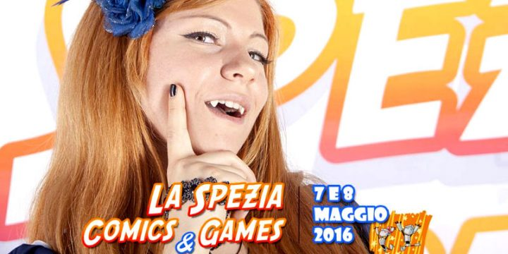 La Spezia Comics and Games 2016