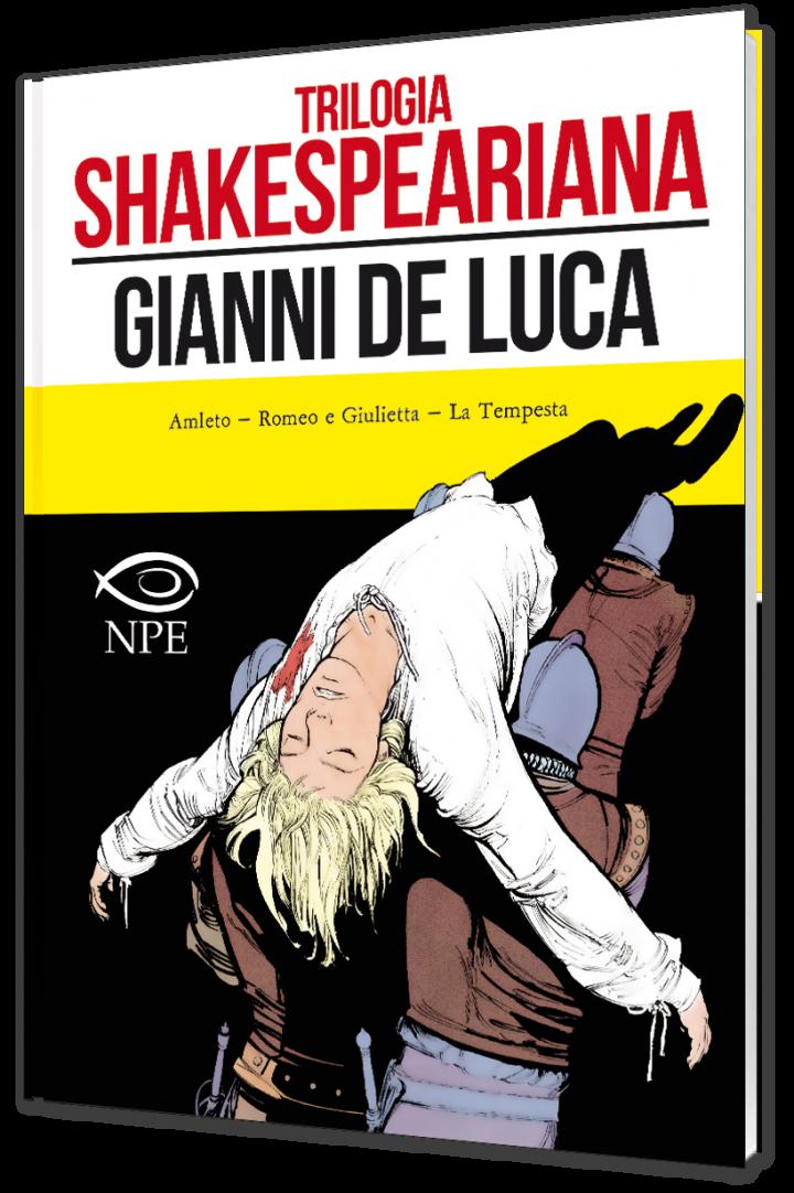 Edizioni NPE inaugura la collana dedicata al maestro Gianni De Luca
