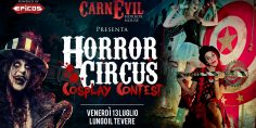 Horror Circus Cosplay Contest