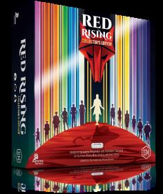 Red Rising di Jamey Stegmaier e Alexander Schmid