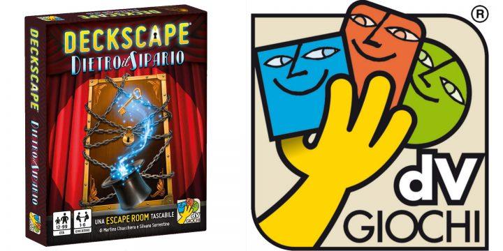 Deckscape – Dietro il sipario