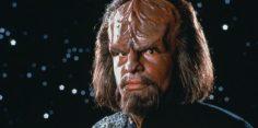 Una serie per il Capitano Worf: un'impresa possibile?