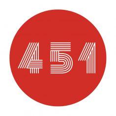 451 il nuovo progetto di Edizioni BD