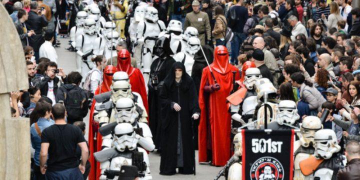 Star Wars Parade a Milano