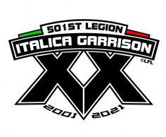 La 501st Italica Garrison compie 20 anni