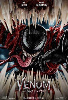 Venom: La Furia di Carnage, il poster e il trailer