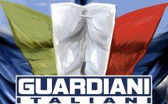 "STANNO ARRIVANDO I ""GUARDIANI ITALIANI""!"