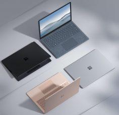Microsoft Surface Laptop 4 è finalmente acquistabile