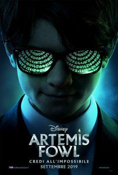 Il 19 settembre 2019 arriverà nelle sale italiane Artemis Fowl, il nuovo film Disney