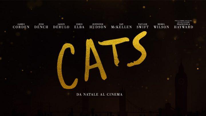 Cats: il film dal musical di Andrew Lloyd Webber