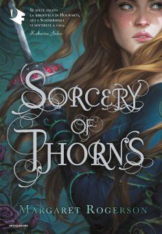 Fantasy e libri in Sorcery of Thorns