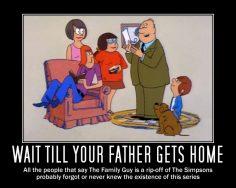 Wait Till Your Father Gets Home – Aspettando il ritorno di papà
