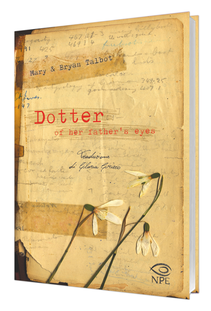 Dotter of her Father's Eyes di Mary e Bryan Talbot