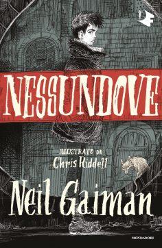 "Torna ""Nessundove"" di Neil Gaiman per Oscar Fantastica"
